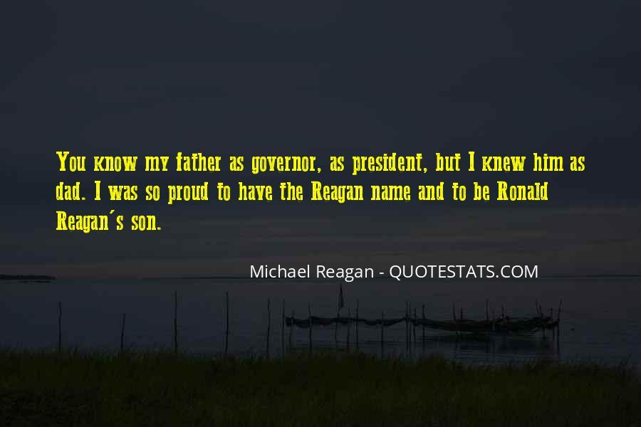 Michael Reagan Quotes #1448595