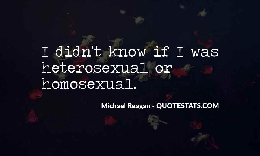 Michael Reagan Quotes #158368