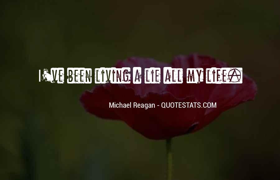 Michael Reagan Quotes #502838