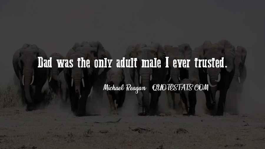 Michael Reagan Quotes #684408