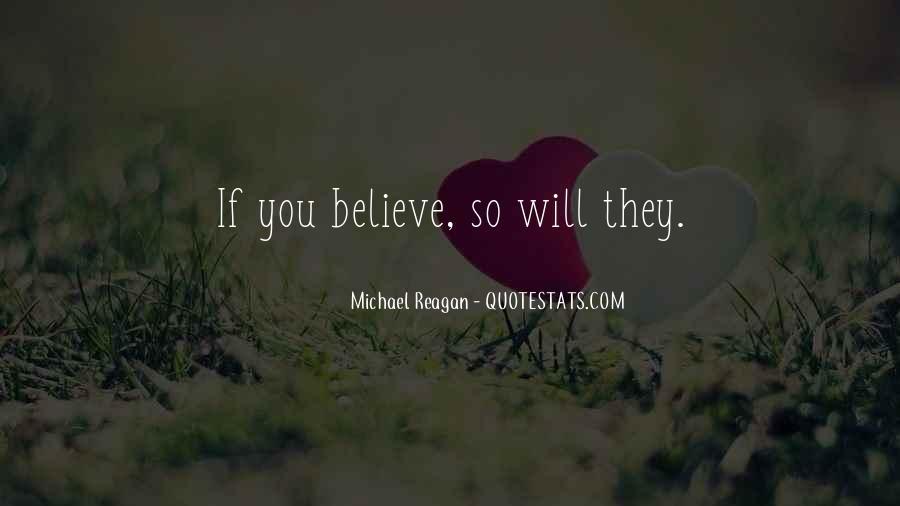 Michael Reagan Quotes #907514