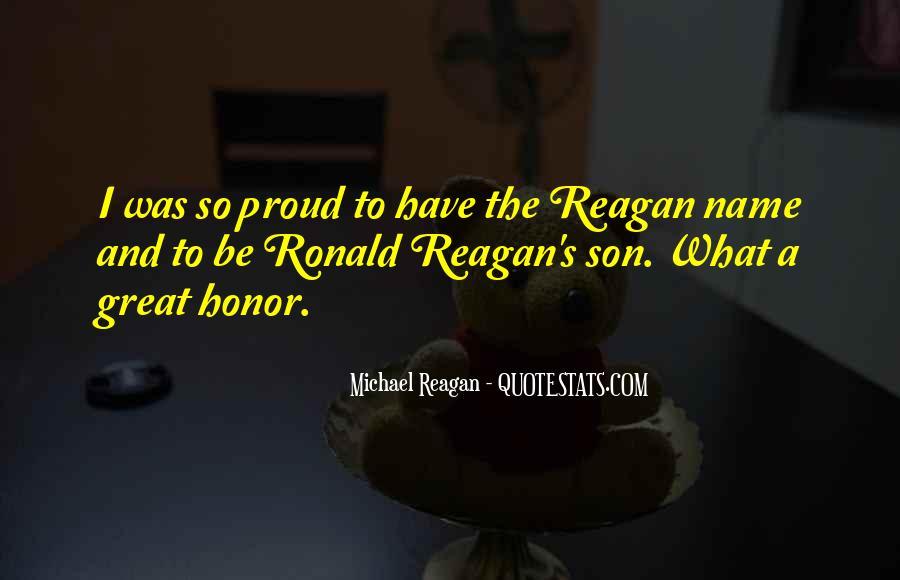 Michael Reagan Quotes #991745