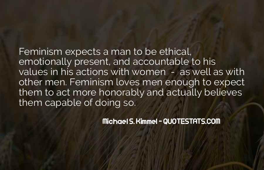 Michael S Kimmel Quotes Sayings