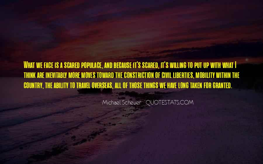 Michael Scheuer Quotes #1249120