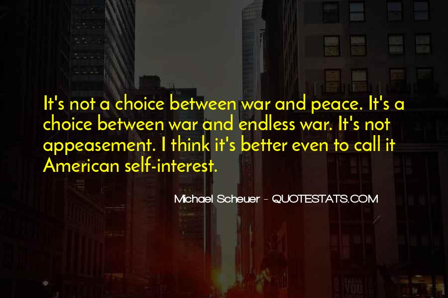 Michael Scheuer Quotes #1484534