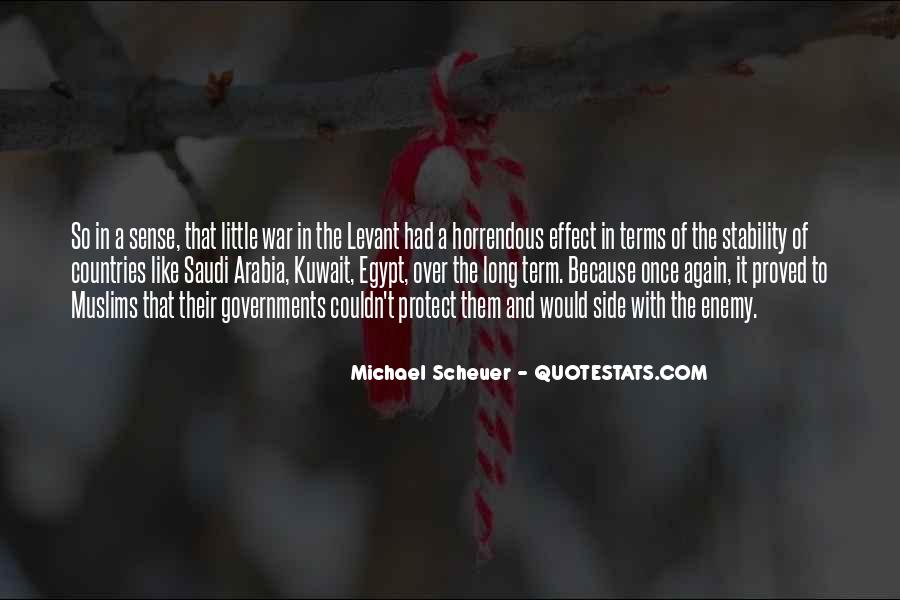Michael Scheuer Quotes #1834463