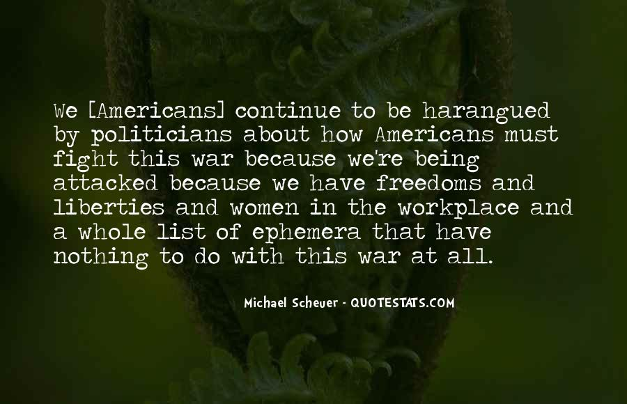 Michael Scheuer Quotes #529313