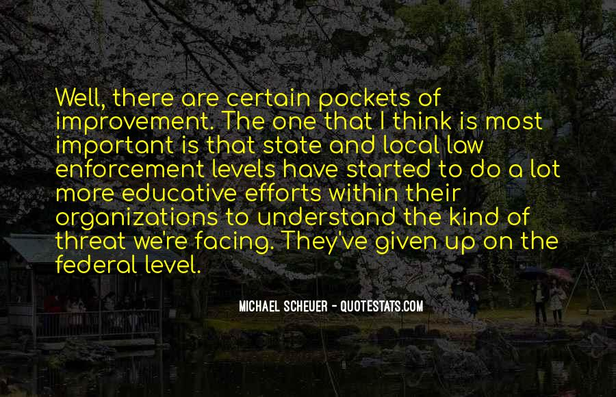 Michael Scheuer Quotes #905108