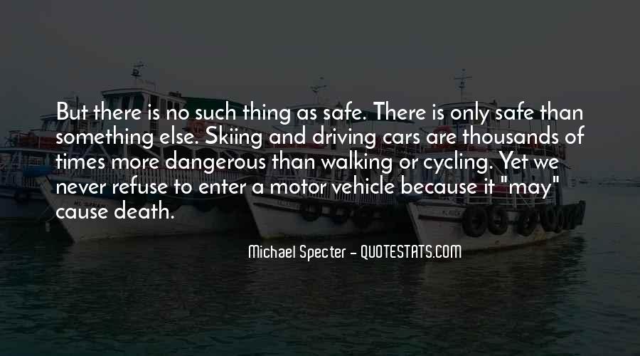 Michael Specter Quotes #1508674