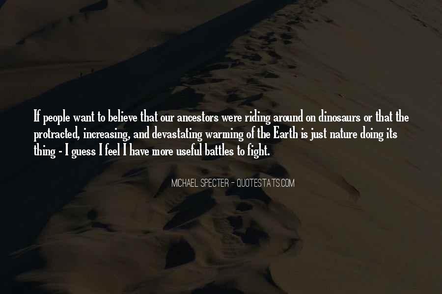 Michael Specter Quotes #1520618
