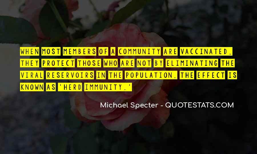 Michael Specter Quotes #1627855