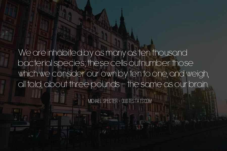 Michael Specter Quotes #1644862