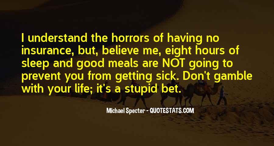 Michael Specter Quotes #320673