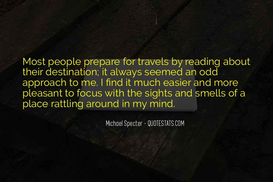 Michael Specter Quotes #826913