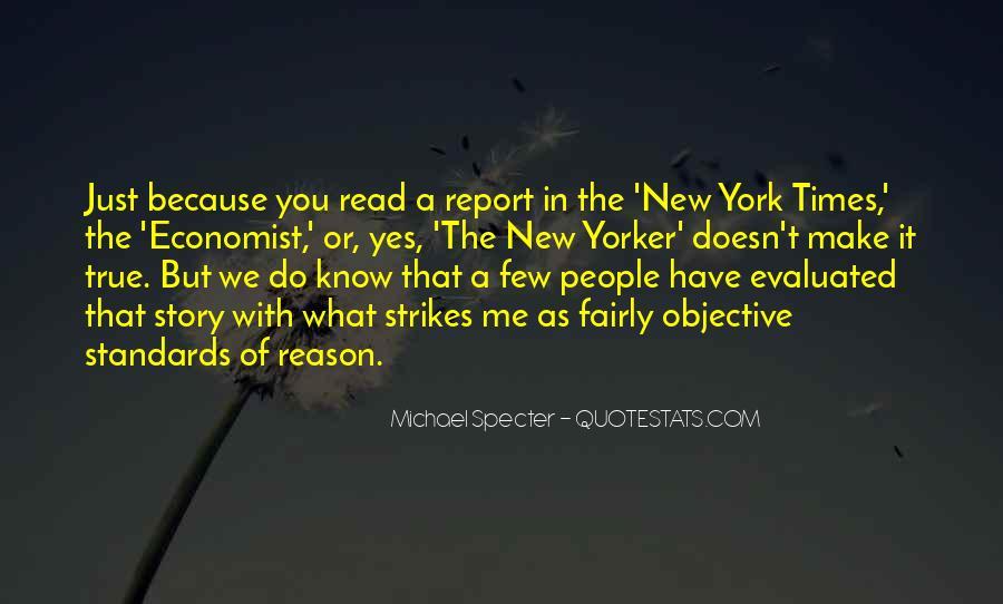 Michael Specter Quotes #965125