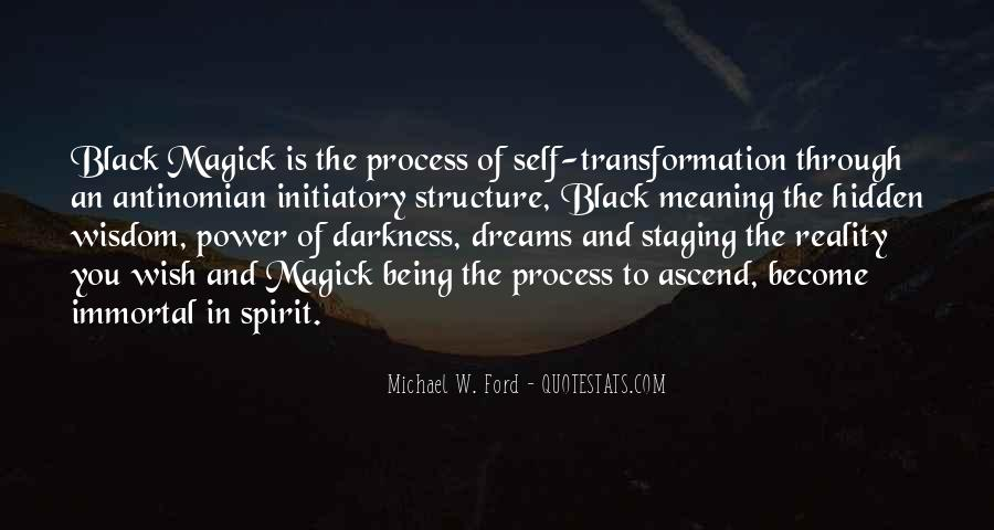 Michael W. Ford Quotes #431976