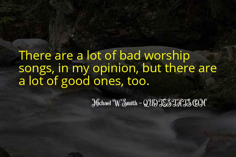 Michael W. Smith Quotes #1191313