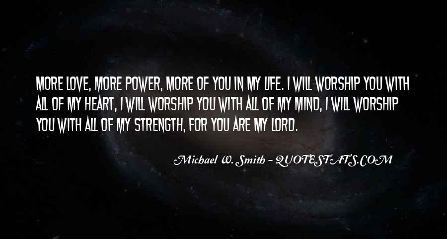 Michael W. Smith Quotes #1515358