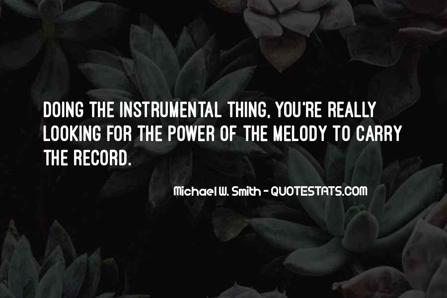 Michael W. Smith Quotes #702612