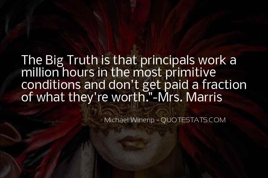 Michael Winerip Quotes #1537410