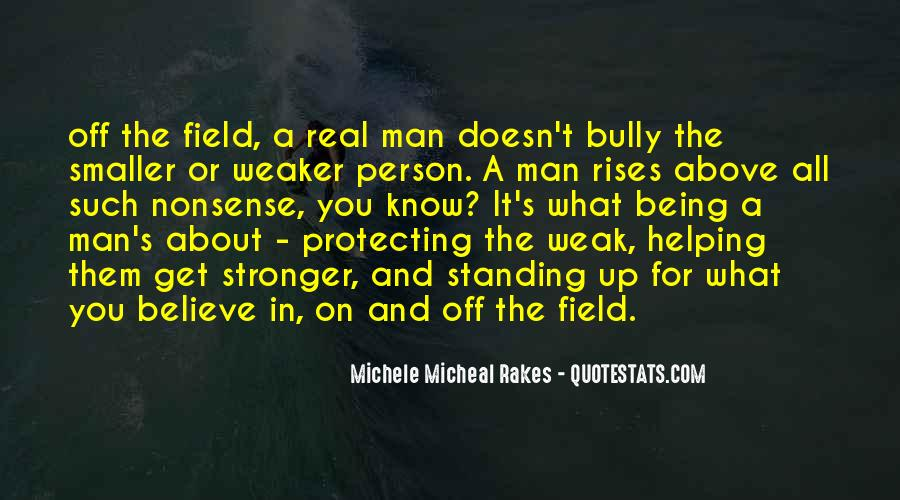 Michele Micheal Rakes Quotes #79706