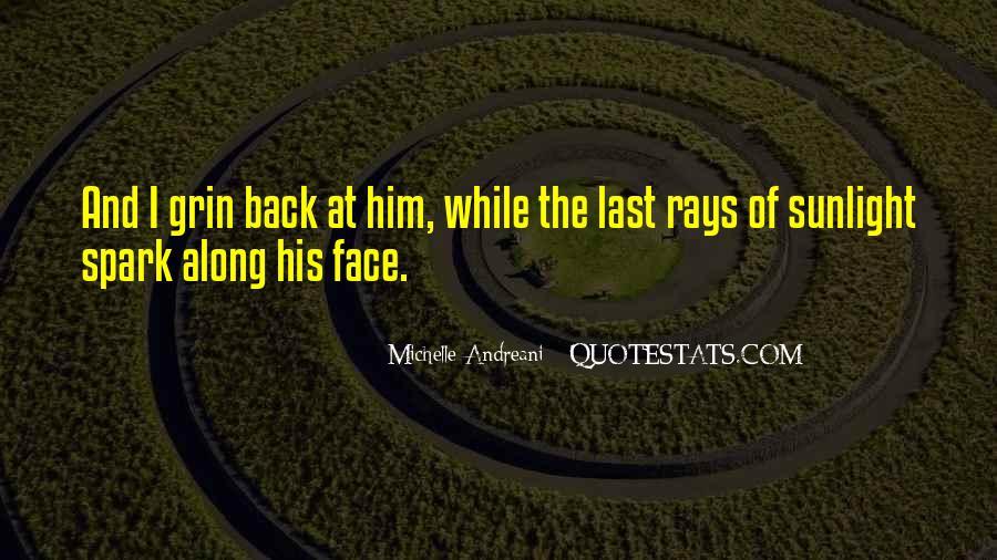 Michelle Andreani Quotes #681236
