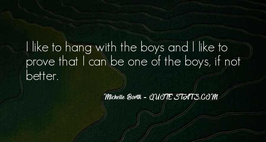 Michelle Borth Quotes #1599735
