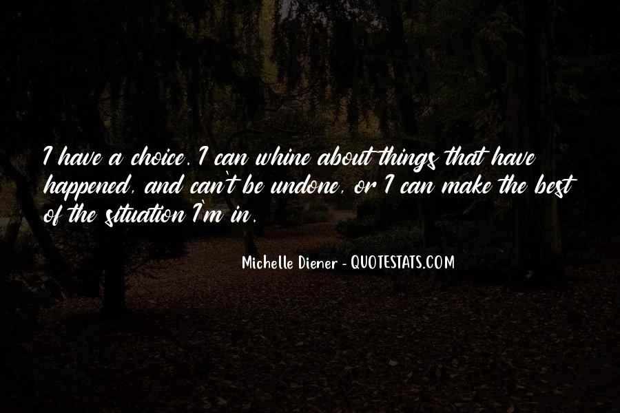 Michelle Diener Quotes #1072112