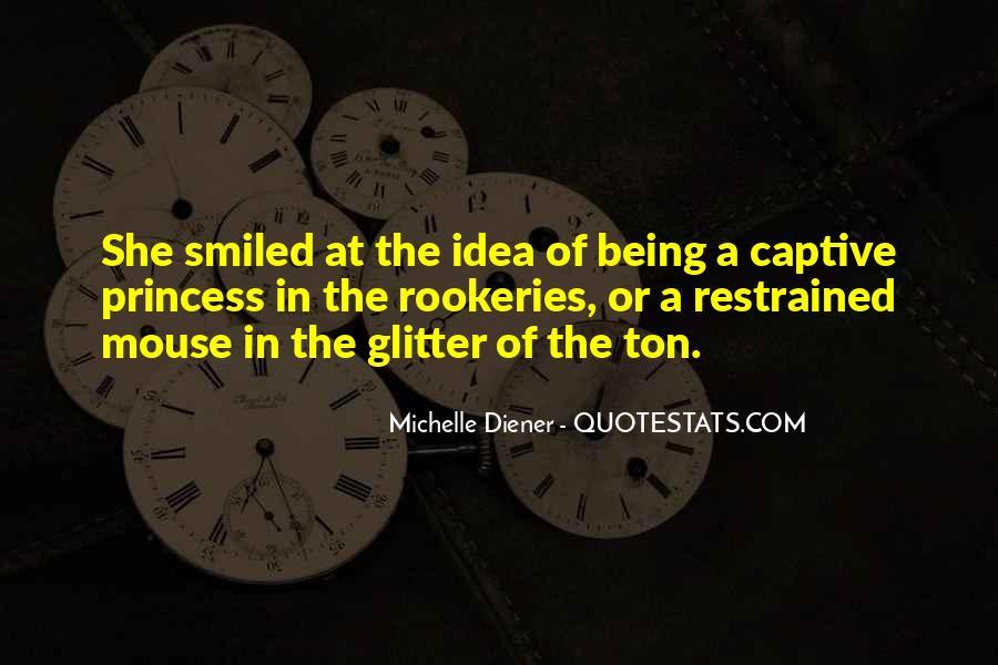 Michelle Diener Quotes #515361