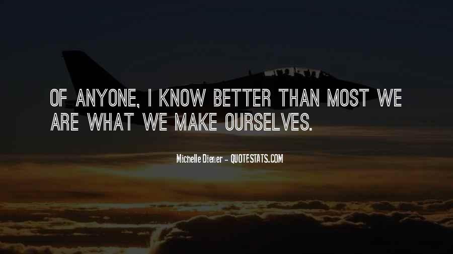 Michelle Diener Quotes #544308