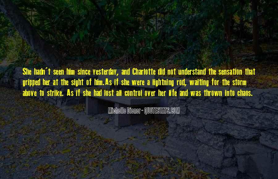 Michelle Diener Quotes #598573