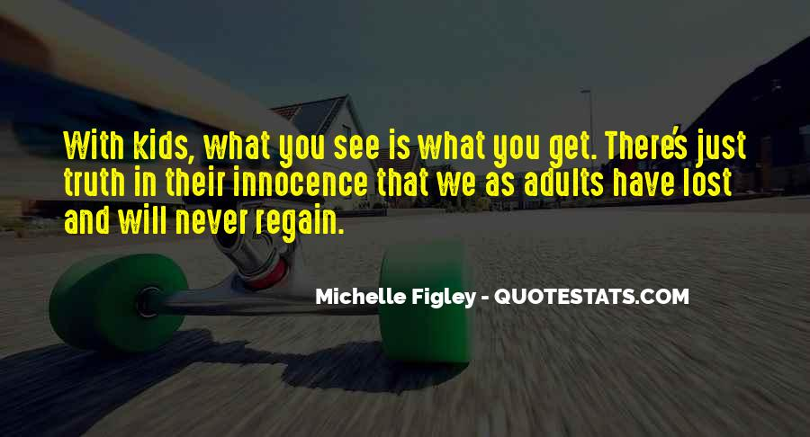 Michelle Figley Quotes #1572781