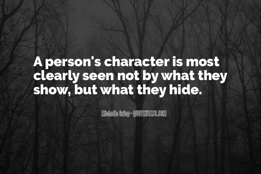 Michelle Griep Quotes #1151114