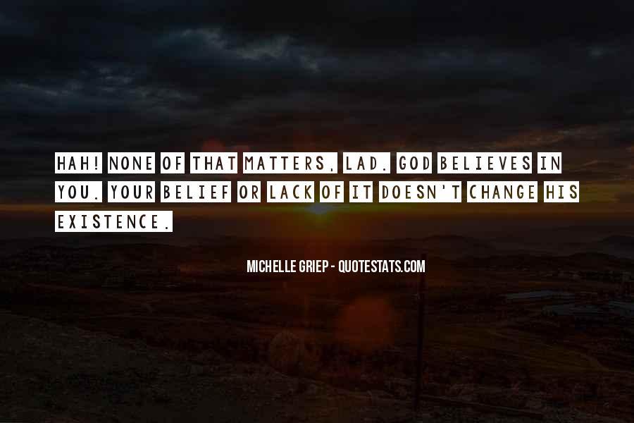 Michelle Griep Quotes #138004