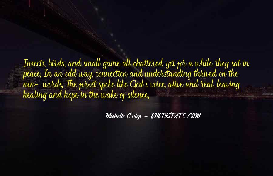Michelle Griep Quotes #580511