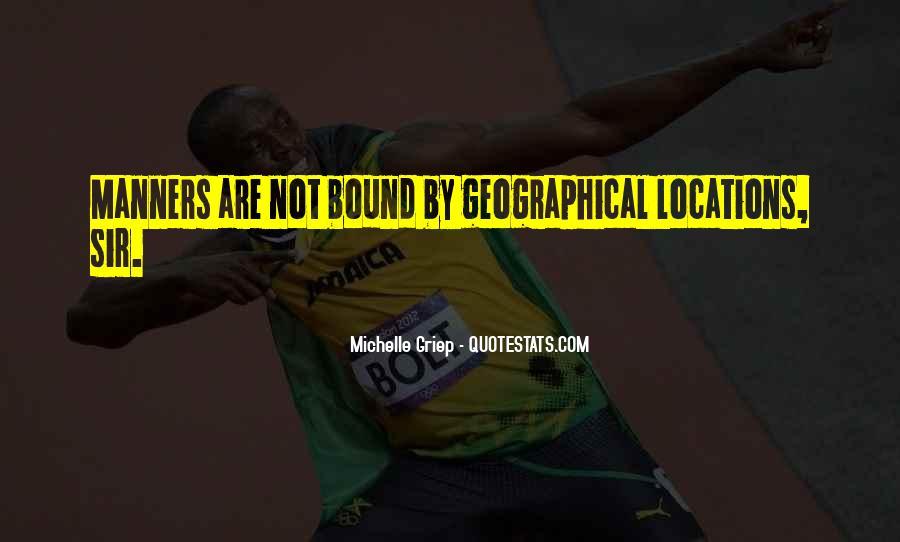 Michelle Griep Quotes #852561