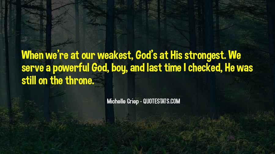 Michelle Griep Quotes #993581