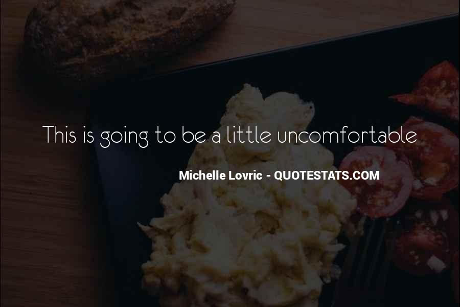 Michelle Lovric Quotes #1038806