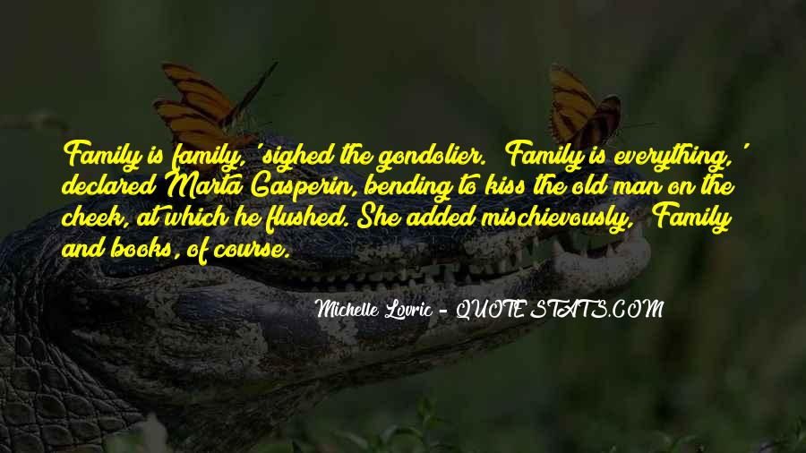 Michelle Lovric Quotes #934253