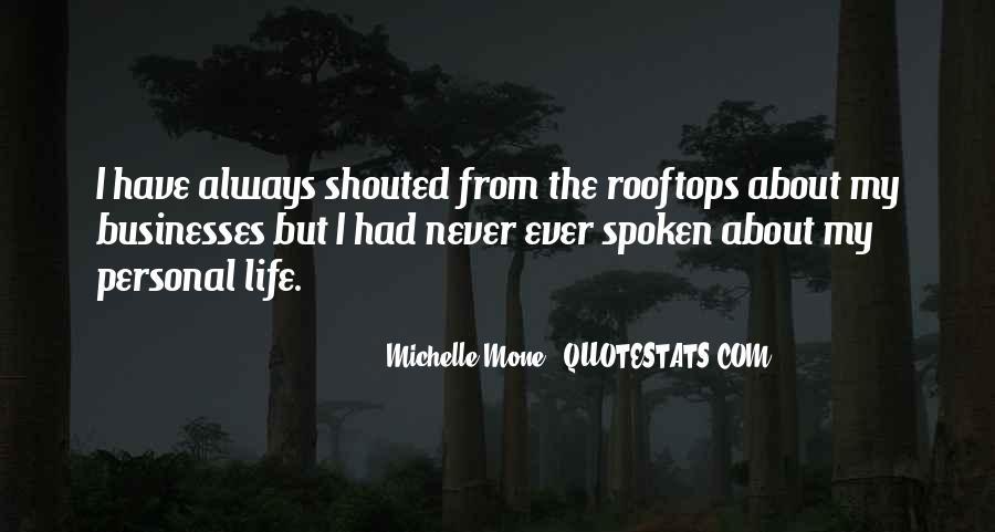 Michelle Mone Quotes #1316130