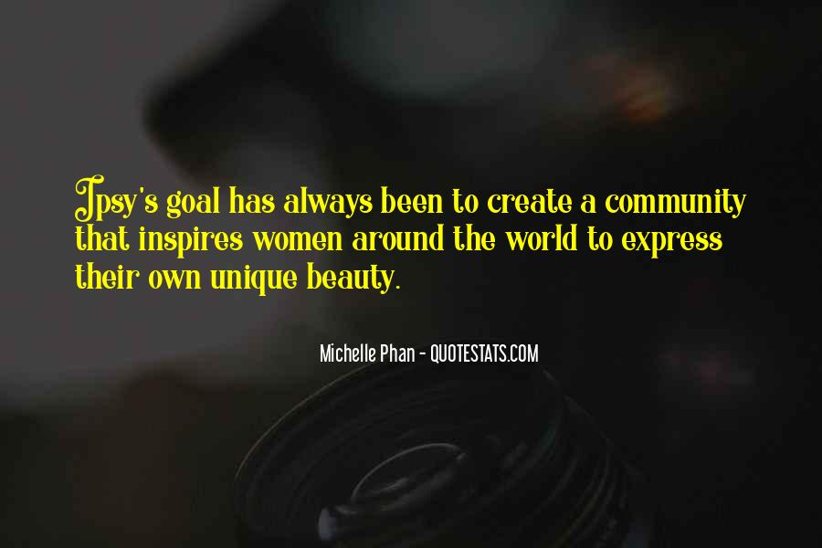 Michelle Phan Quotes #1260977