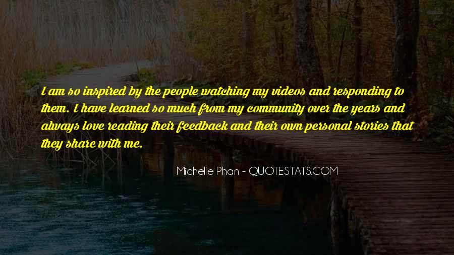 Michelle Phan Quotes #1598015