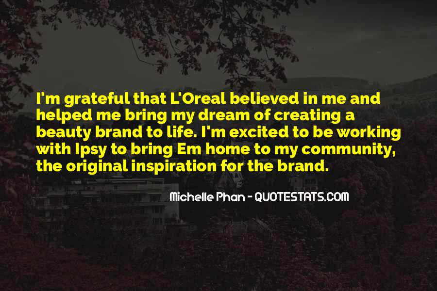 Michelle Phan Quotes #1667789