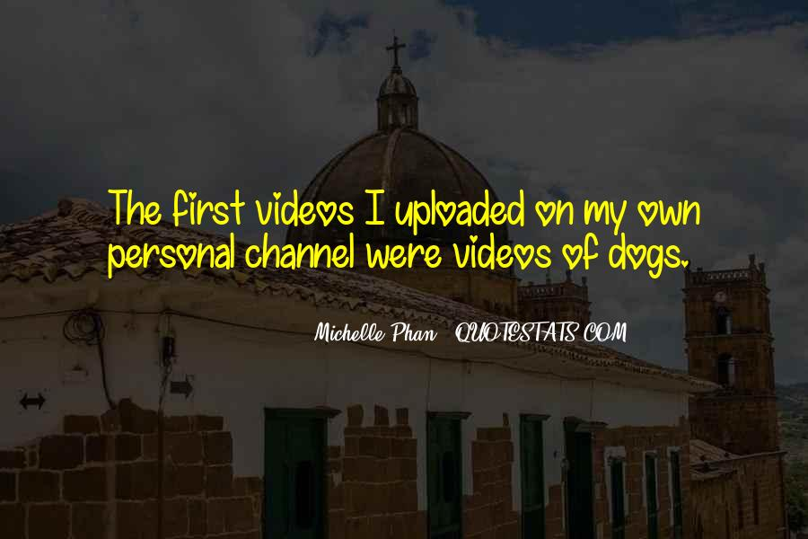 Michelle Phan Quotes #1743343
