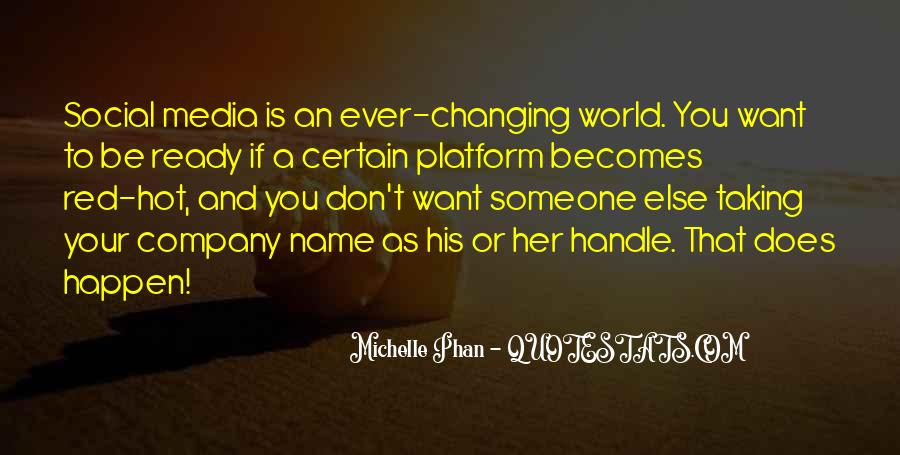 Michelle Phan Quotes #1764953