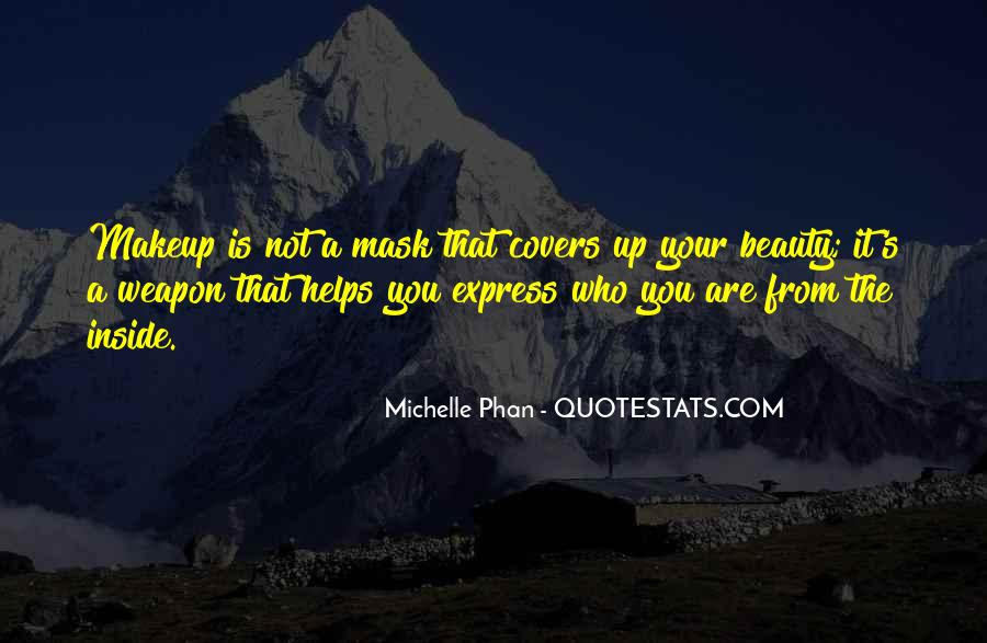 Michelle Phan Quotes #914455