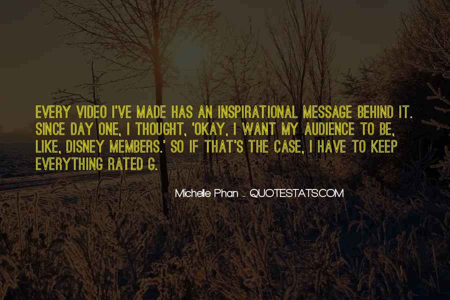 Michelle Phan Quotes #993635
