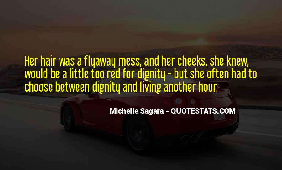 Michelle Sagara Quotes #1255990
