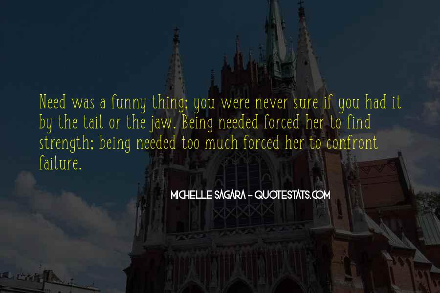 Michelle Sagara Quotes #1329348