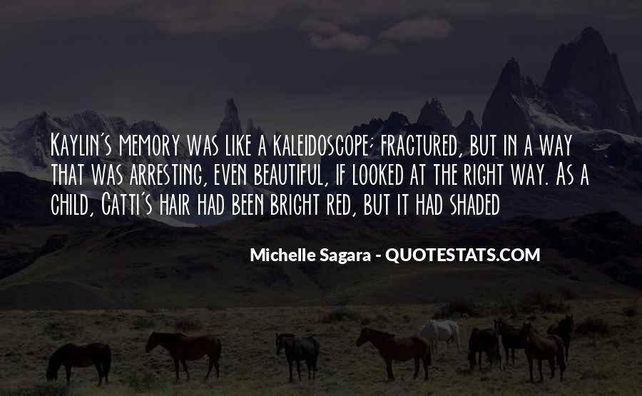Michelle Sagara Quotes #1413809